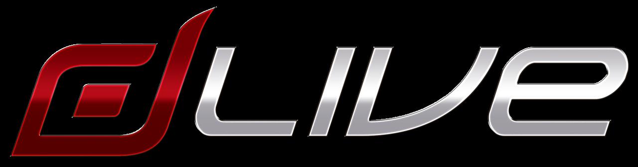 dLive logo